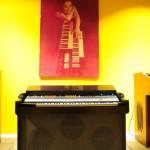 Sala sesta: Super Piano con cartello pubblicitario originale