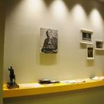 Sala terza: Spazio riservato a Silvio Scandalli fondatore della Farfisa